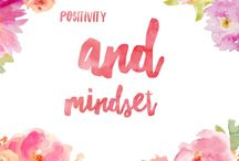 Positivity and Mindset / For everything to do with positive thinking and a great mindset