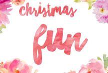 Christmas Fun / For everything related to having fun around Christmas