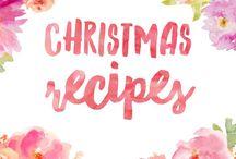 Christmas Recipes / Amazing Christmas recipes!