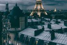 Bonjour Paris ! / Welcome to Paris, the most beautiful city <3