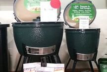 Big Green Egg / TenderCare is proud to be an authorized dealer for the popular Big Green Egg ceramic cooking system and Eggcessories. The easy-to-use system is frequently described as the original American-designed ceramic cooker, and TenderCare customers love its unique versatility as a grill, oven or smoker.  Join the egghead movement!