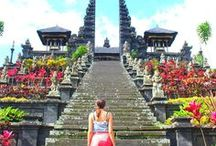 Bali Travel Tips / Travel tips, photography, beautiful beaches and inspiration to travel to Bali. Bali Travel Tips | Bali Travel Guides | Things to do when in Bali | Bali on a Budget | Indonesia | Lombok | Gili Islands | Gili Trawangan | Nusa Lembongan | Pulau Mojo| Komodo Island | Ubud