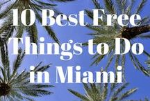 Miami Travel Tips / Miami Travel Tips | Miami Travel Guide | Best Miami Travel Guide