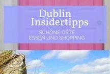 Dublin Reisetipps / Viele hilfreiche Reisetipps, zu einer der schönsten Städte Europas. Entdecke neue Orte und erwecke dein Fernweh nach Dublin.