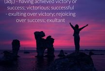 Triumphant Tuesday / Inspiring stories of overcoming the odds and being triumphant!