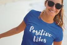 Pardon My Positivity Shop / Do you like inspiring messages and quotes? Why not wear them too! POSITIVITEES are our signature line of wearable quotes and inspiring messages! ✨ We have a special charity line of clothing dedicated to raising awareness and supporting research for Preeclampsia and HELLP Syndrome.