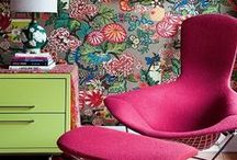 Decor / Mid-mod and then some.  / by Joyce Scheetz
