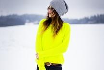 Fall & Winter Style / by Leslie Shepherd