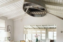 Beachy, Cottage and Coastal Style / by Patty