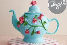 decorate cakes or cookies... / soooo many ideas and tutorials for how to decorate cakes & cookies as well as plenty of tutorials :)
