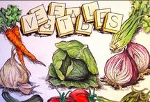 Veggie's and Potato's / by Patty
