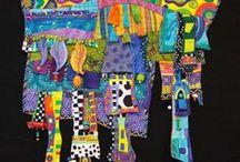 Fiber Art and Stitch