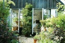 Varandas e Jardins