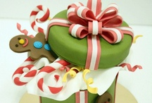 cakes - for christmas... / some great ideas for Christmas cakes :)