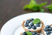 gluten-free - sweetness... / some gluten-free desserts & sweets :)