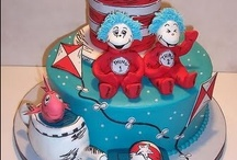 cakes for kids... / such cute cakes for children's parties :)