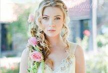 417 Bride: Hair