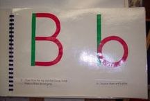 K - Alphabet/Letter Sounds / by Megan Buseick
