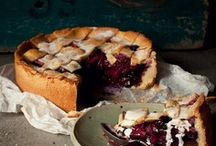 desserts - that are tarty... / some lovely pie recipes!