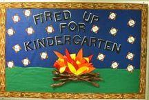 K - Classroom Themes/Decor / by Megan Buseick