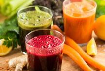 drinks - juices & smoothies... / lots of juice & smoothie recipes!