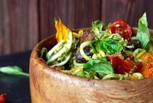 raw food - savoury... / some amazing raw food savoury recipes :)