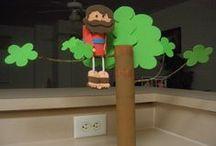 teach - children's church crafts... / by Kim Stirling