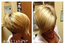 Makeup + Hair / by Lauren Jones