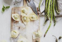 making pasta / by Kathryn / London Bakes
