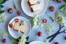 layer cakes / lots of layers of cake / by Kathryn / London Bakes