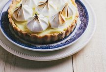 pie + tart (citrus) / by Kathryn / London Bakes