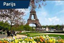 Vacansoleil - Parijs / De stad van de liefde! Ideale bestemming voor een weekendje weg. Bezoek de Notre Dame, slenter door Montmartre, en laat de auto lekker bij de camping staan. Met het openbaar vervoer bent u in een mum van tijd in hartje Parijs. http://www.vacansoleil.nl/themavakanties/stedentrips/parijs/ / by Vacansoleil Camping Holidays
