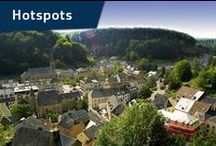 Vacansoleil - Hotspots! / Laat je betoveren door de prachtigste plekken in Europa waar je zeker ooit geweest moet zijn!  / by Vacansoleil Camping Holidays