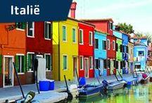 Vacansoleil - Italië / Wie kiest voor een camping in Italië kiest voor een land vol prachtige authentieke steden, fascinerende cultuur, fraaie kusten, eigenzinnige eilanden, schitterende natuur en de overheerlijke keuken. Italië is uitermate geschikt voor allerlei vakantiegangers. Liefhebbers van kunst, architectuur en historie komen hier volledig aan hun trekken, maar ook de gastvrije mensen, het klimaat en de unieke sfeer maken van een camping in Italië een populaire vakantiebestemming. / by Vacansoleil Camping Holidays