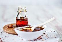 make - oils & vinegars as well as preserves... / great ways to make flavoured oil & vinegar!