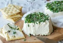 make - dairy free cheeses... / lots of different ideas to make dairy free alternatives!
