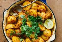 food to savor - curries... / really enjoy a tasty curry!