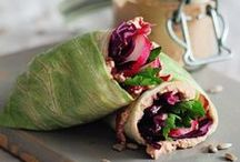 food to savor - lunch ideas... / always needing recipes and ideas for making healthy lunches!