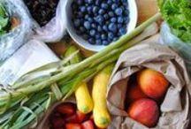 health & food...
