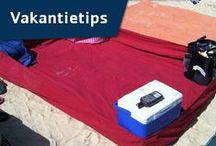 Vacansoleil - Vakantietips / Handige tips om je vakantie net even wat leuker en relaxter te maken. / by Vacansoleil Camping Holidays