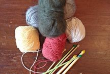 Knitting / Knitting, crochet, sewing etc