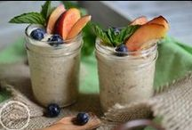 Yummy Food ~ Healthy Breakfasts / by Sheree Davey