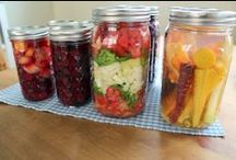 Yummy Food ~ Ferments/Probiotics