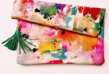 Clutches, Laptop bags and Wallets