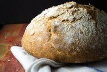 bake - sour dough...