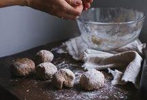 bake - flat breads...