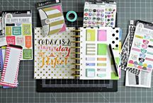 Planner Fun / Ideas for my planner