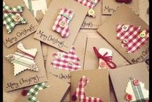 christmas joy - cards & tags...