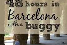 Barcelona with kids / Tips for visiting Barcelona with Kids