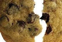 Cookies  / These are traditional cookies - cookie bars are in the board called dessert bars, etc.  I am a big fan of cookies could eat them everyday but I would be big as a house if I did! / by Sheli Jones